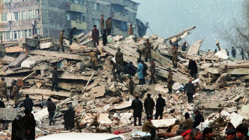 Общая боль: 32 года назад в Армении произошло самое страшное землетрясение ХХ века