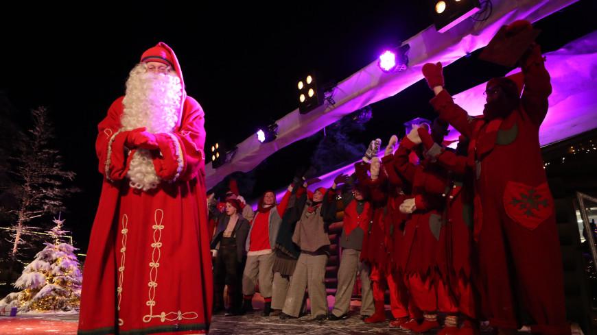 В гости к Санта-Клаусу: новогодние выходные в Лапландии