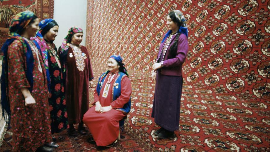 Туркменские ковры и кыргызский ак-калпак попали в список культурного наследия ЮНЕСКО