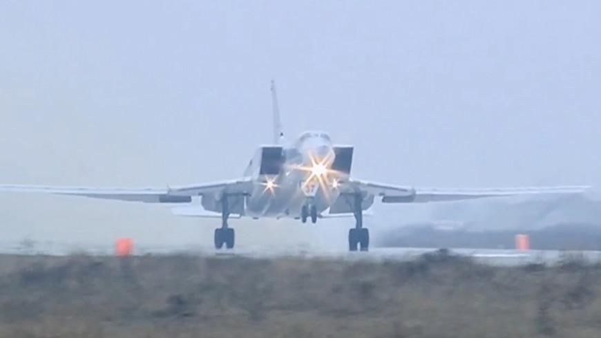 Минобороны наградит летчиков, посадивших Ту-22 с отказавшим двигателем под Астраханью