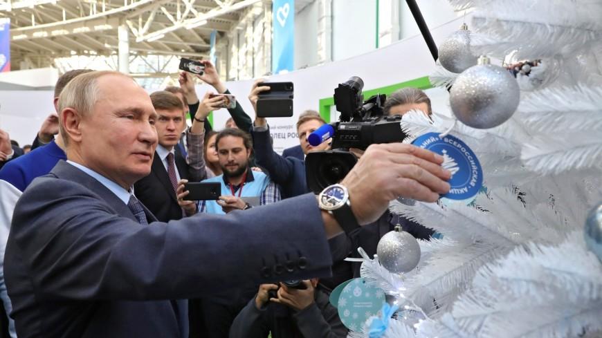Ставропольский мальчик впервые покатался на горных лыжах благодаря подарку Путина