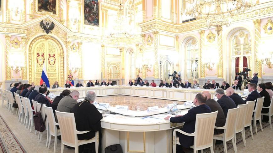 Путин призвал СПЧ обратить внимание на ситуацию в сфере спорта