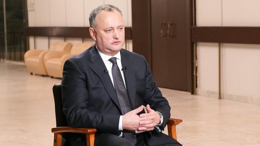 """Фото: Артем Куковский (МТРК «Мир») """"«Мир 24»"""":http://mir24.tv/, президент молдавии, игорь додон, додон"""