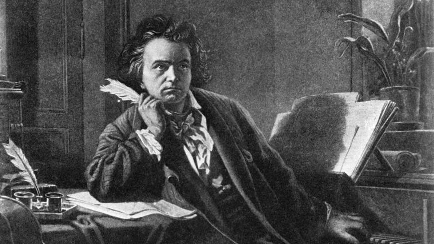 Искусственный интеллект завершит десятую симфонию Бетховена