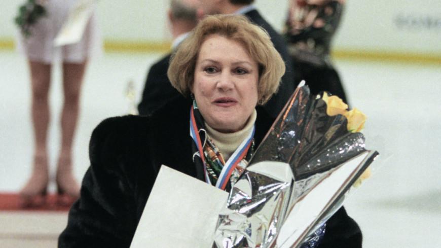 Ее ледовое величество: тренер Елена Чайковская отмечает 80-летие