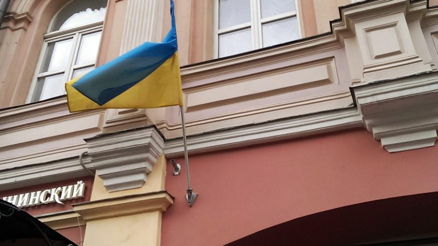 """©  Фото: Елизавета Шагалова, """"«Мир24»"""":http://mir24.tv/, украина, флаг украины"""