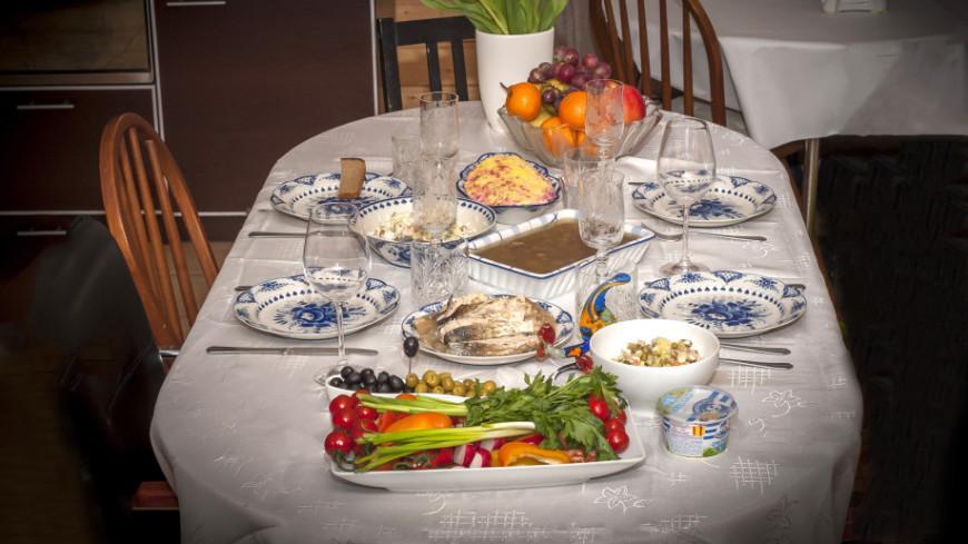 Изобилие деликатесов, и все без мяса. РЕЦЕПТЫ для постного новогоднего стола.