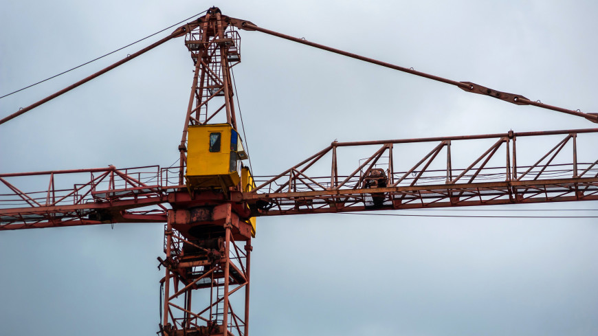 В Москве установлен рекорд по строительству жилья