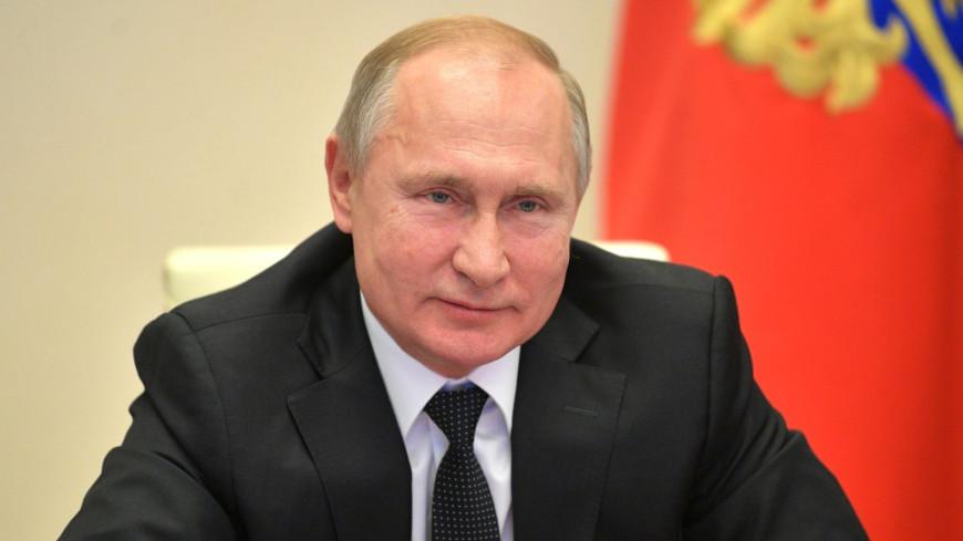 Путин: Годовой урожай зерна свыше 100 млн тонн в России становится нормой