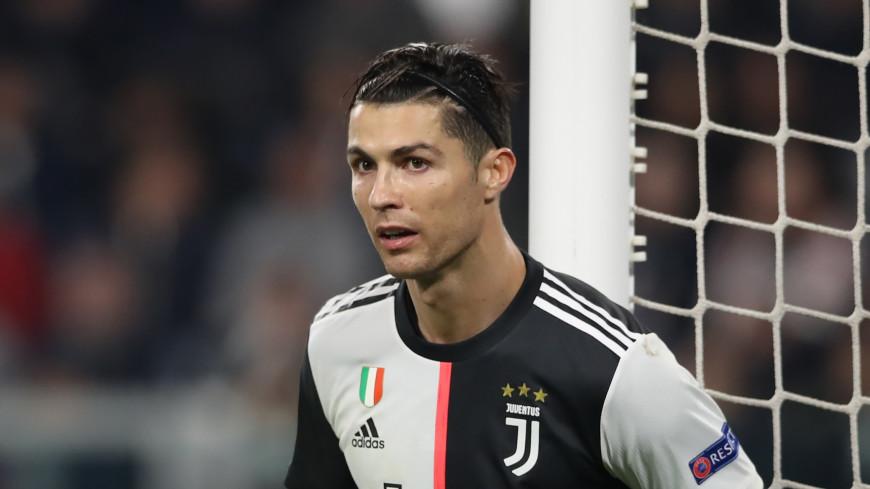 Роналду вернул Ювентусу первое место Серии «А»