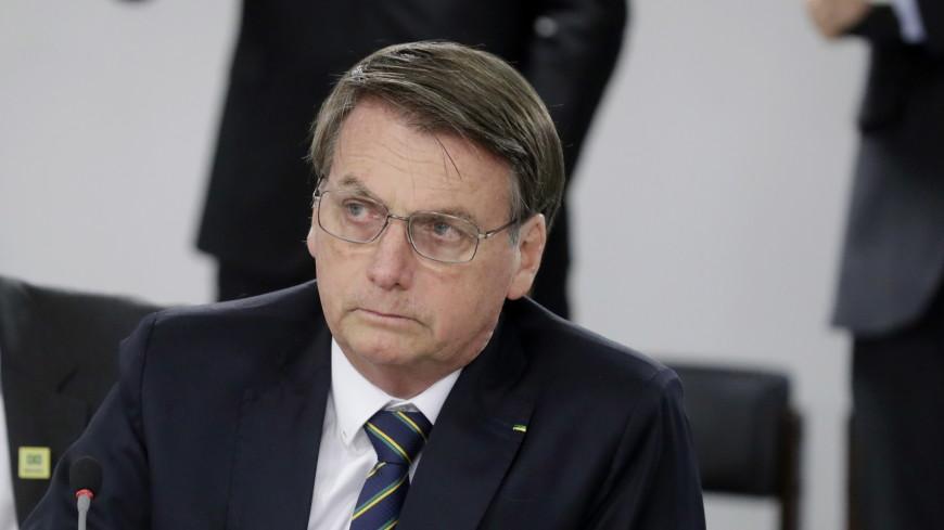 Президент Бразилии обругал активистку Грету Тунберг