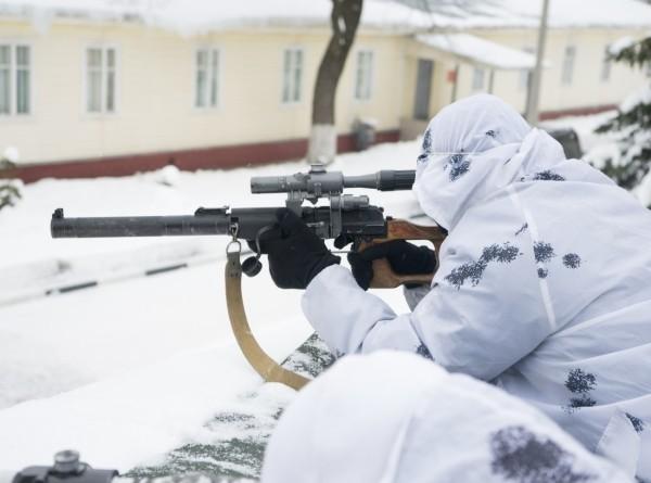 Военные лыжники Таджикистана поучаствуют в «Саянском марше» в России
