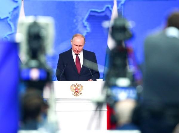 Путин: На нацпроекты выделены колоссальные средства, результаты будут уже в этом году
