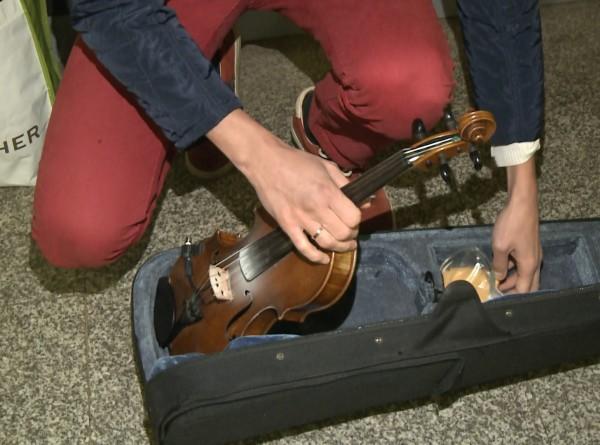 Музыкальная жизнь минской подземки
