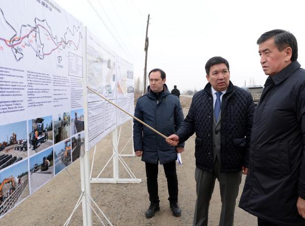 Президент Кыргызстана пообещал серьезные перемены