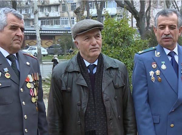 Тридцать лет спустя: герои Афгана встретились в Душанбе