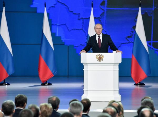 Путин в ходе послания парламенту дал ряд поручений
