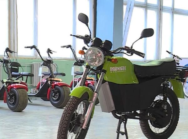 Мотоцикл будущего: знаменитый «Минск» стал электрическим
