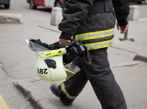 В Москве появятся спасатели на мотоциклах