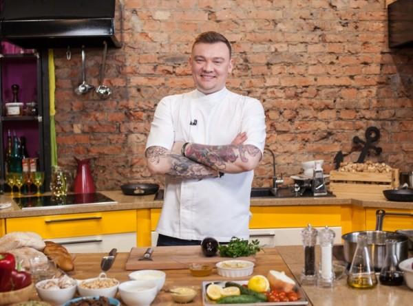 Как в ресторане: шеф-повар «МИРа» удивит русскими деликатесами
