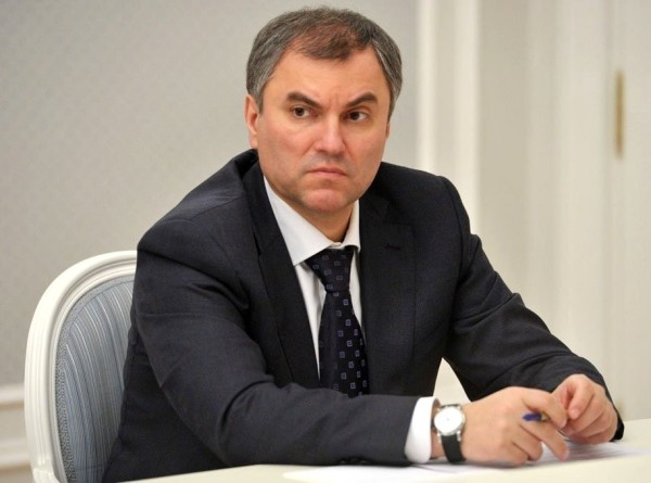 Володин: Главной темой послания Путина стала поддержка людей