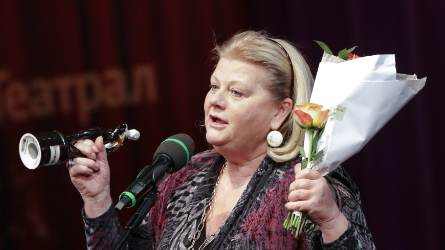Ирина Муравьева празднует свой юбилей