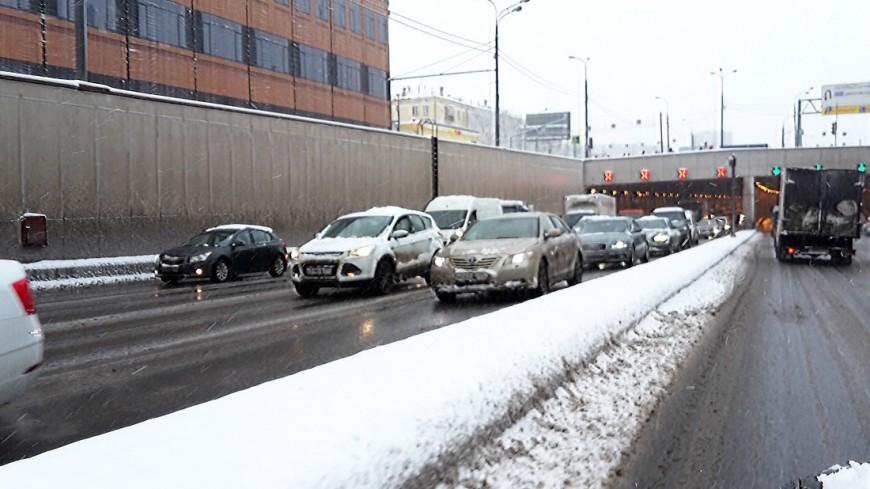В Москве появится «турбоперекресток»