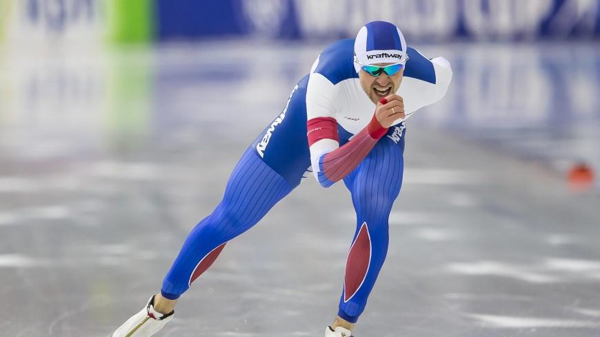Юсков и Казелина завоевали две бронзы на ЧМ по конькобежному спорту в Германии