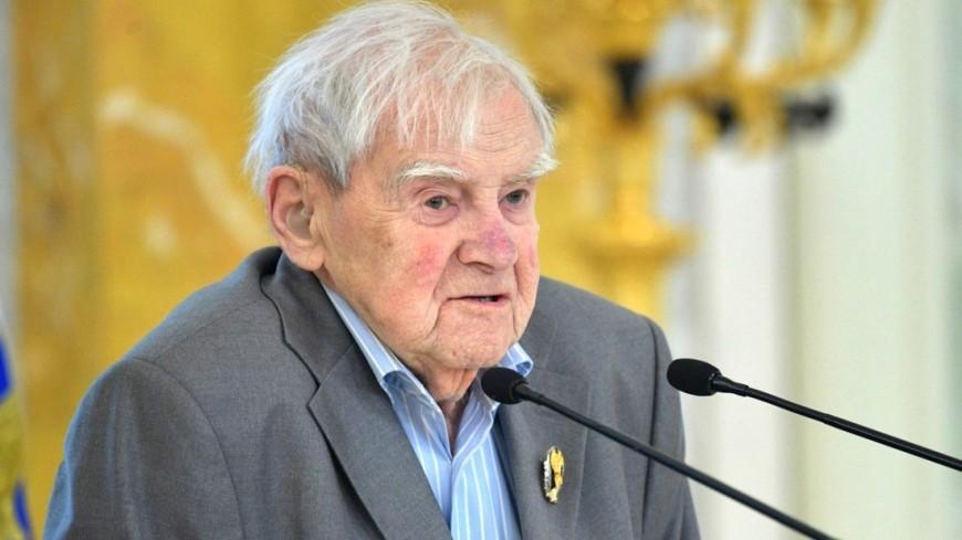 В Петербурге появится мемориальная доска писателю Гранину