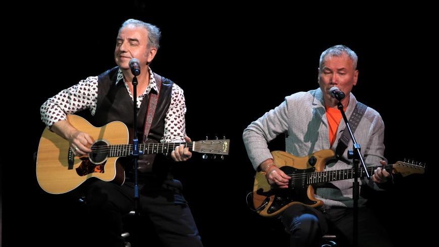 Группе «Чайф» вернули потерянные в Москве гитары