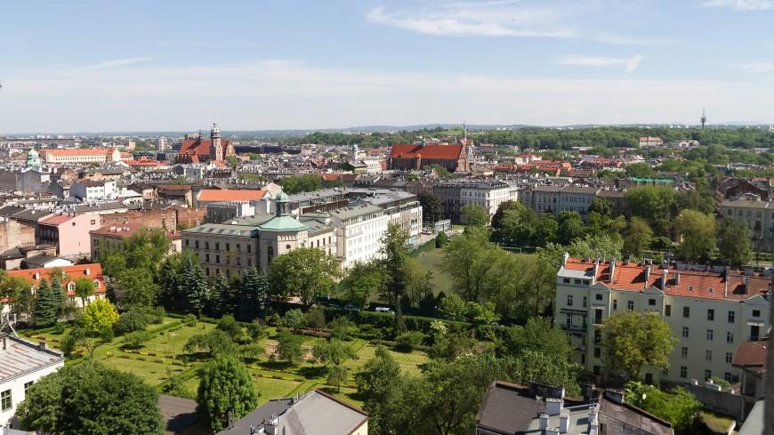 Краков признали лучшим европейским городом для бюджетного туризма