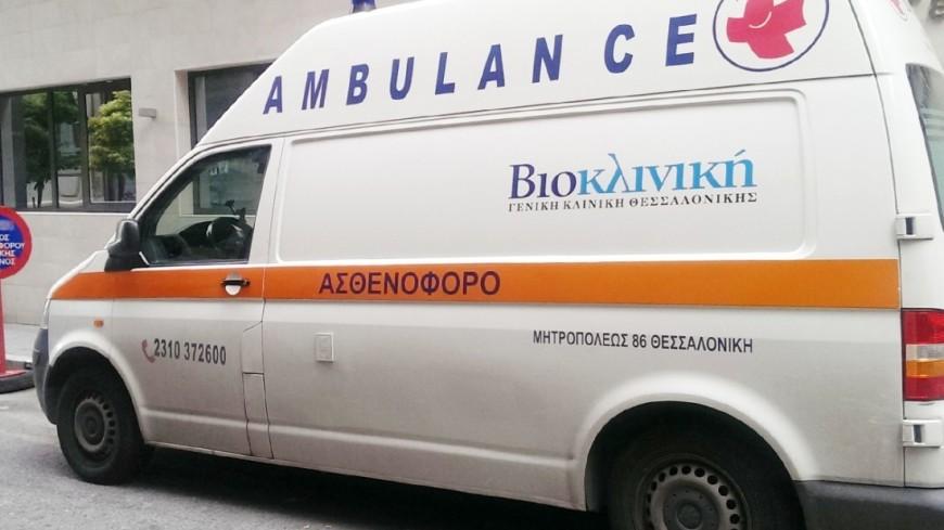 "! греция ! © Фото: Елизавета Шагалова, ""«МИР 24»"":http://mir24.tv/, скорая, скорая греция, скорая помощь греция"