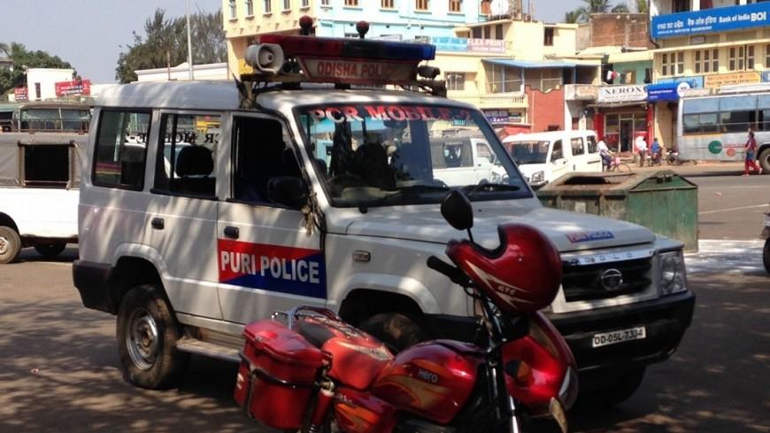 "Фото: Светлана Родина, ""«МИР 24»"":http://mir24.tv/, полиция индия, полиция"