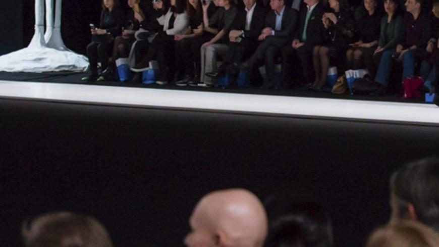 "Фото: Татьяна Константинова (МТРК «Мир») ""«Мир 24»"":http://mir24.tv/, показ, подиум, мода, показ мод"