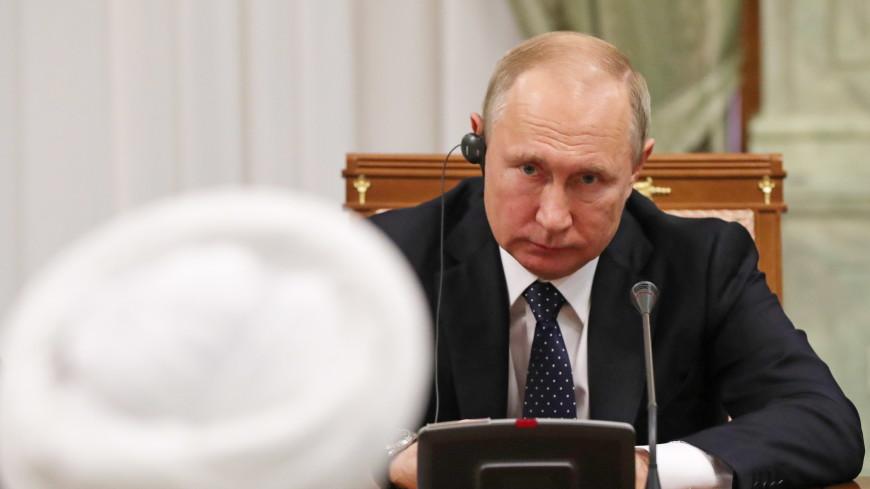 Путин: Миллион сирийских беженцев нуждаются в помощи ООН