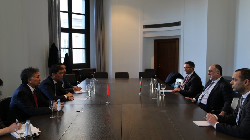 Главы МИД Азербайджана и Кыргызстана обсудили сотрудничество в рамках Тюркского совета