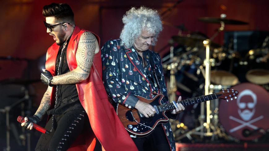 Группа Queen выступит с Адамом Ламбертом на церемонии «Оскара»