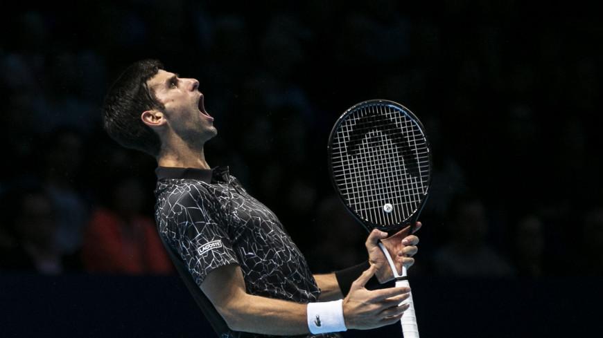 Джокович назван лучшим теннисистом года
