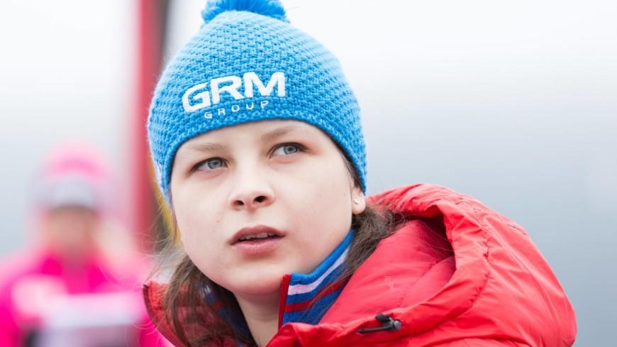 Российская саночница Виктория Демченко победила на Кубке наций