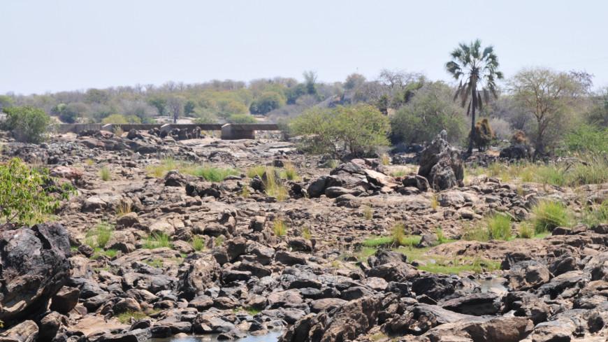 В Намибии нашли следы древних ледников