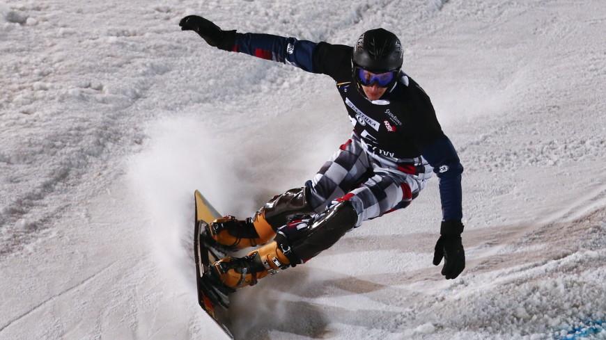 Сноубордист Соболев победил в зачете Кубка мира в параллельных дисциплинах