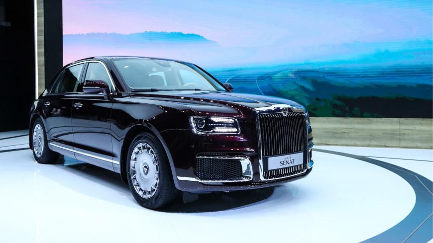 Автомобили Aurus будут выпускать в ОАЭ