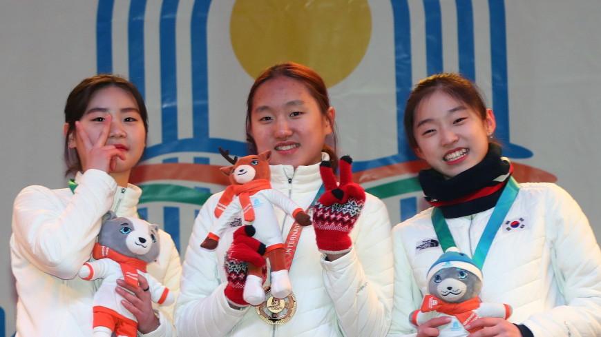 Сборная Южной Кореи лидирует в международных играх «Дети Азии»
