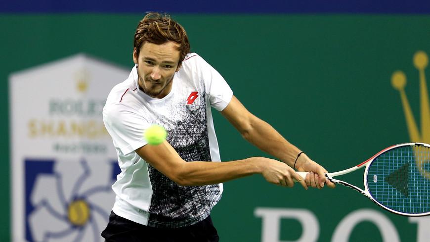 Российский теннисист Медведев стал триумфаторм турнира АТР в Софии
