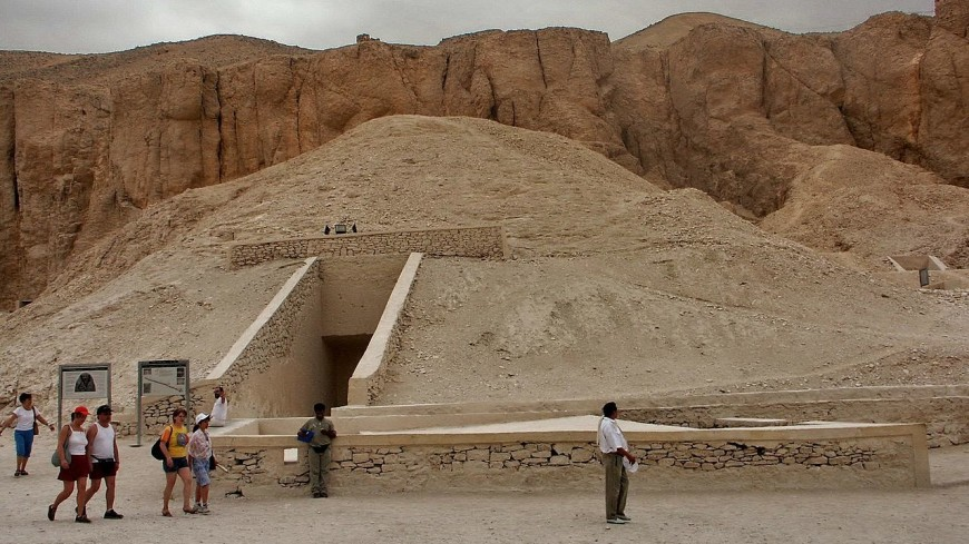 Раскрыта тайна «проклятия» гробницы Тутанхамона