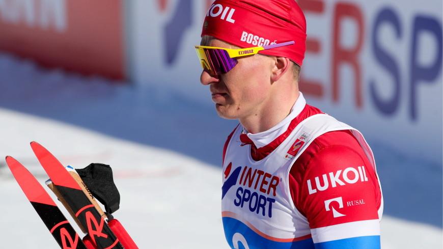 Россиянин Большунов стал вторым в скиатлоне на ЧМ в Австрии