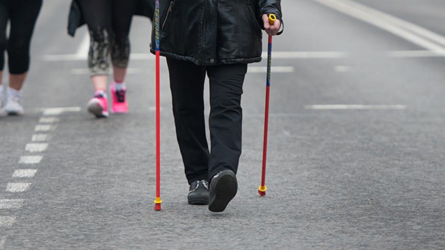 Скандинавская ходьба станет новым видом спорта в России