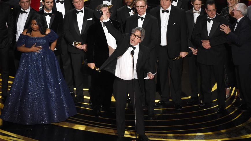 В Лос-Анджелесе раздали «Оскаров»
