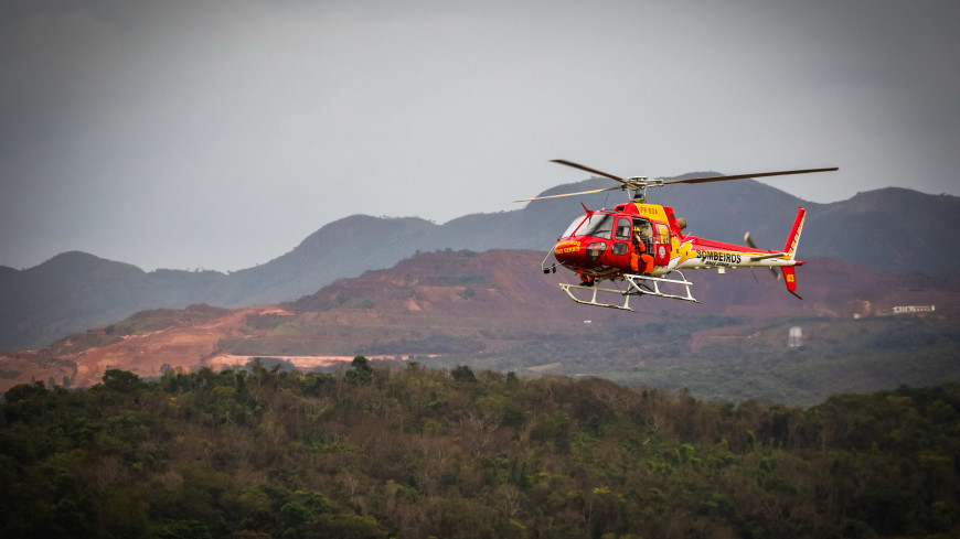 Число погибших в результате прорыва дамбы в Бразилии возросло до 157