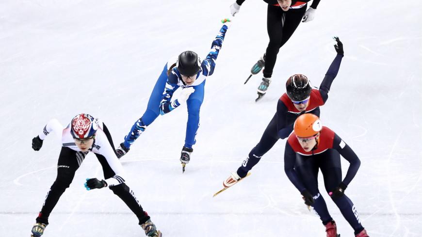 Российские шорт-трекистки выиграли эстафетный зачет по итогам Кубка мира